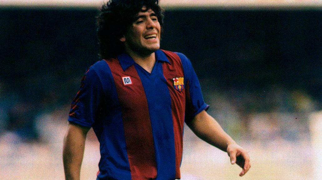 Maradona confesó cuándo empezó a consumir drogas