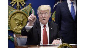 El portavoz de Donald Trump informó que no hablarán más en público sobre el muro