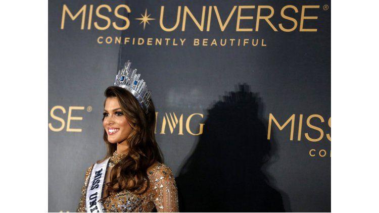 Iris Mittenaere fue coronada MissUniverso