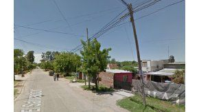 El crimen ocurrió en una casa de Salvador al 1000