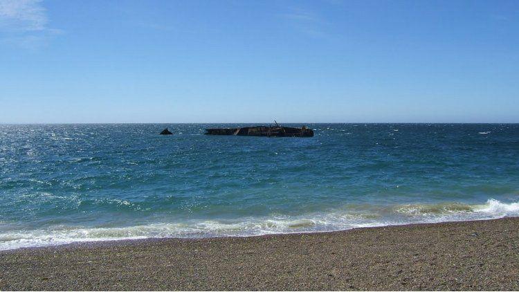 Una nena y su papá se ahogaron en una playa