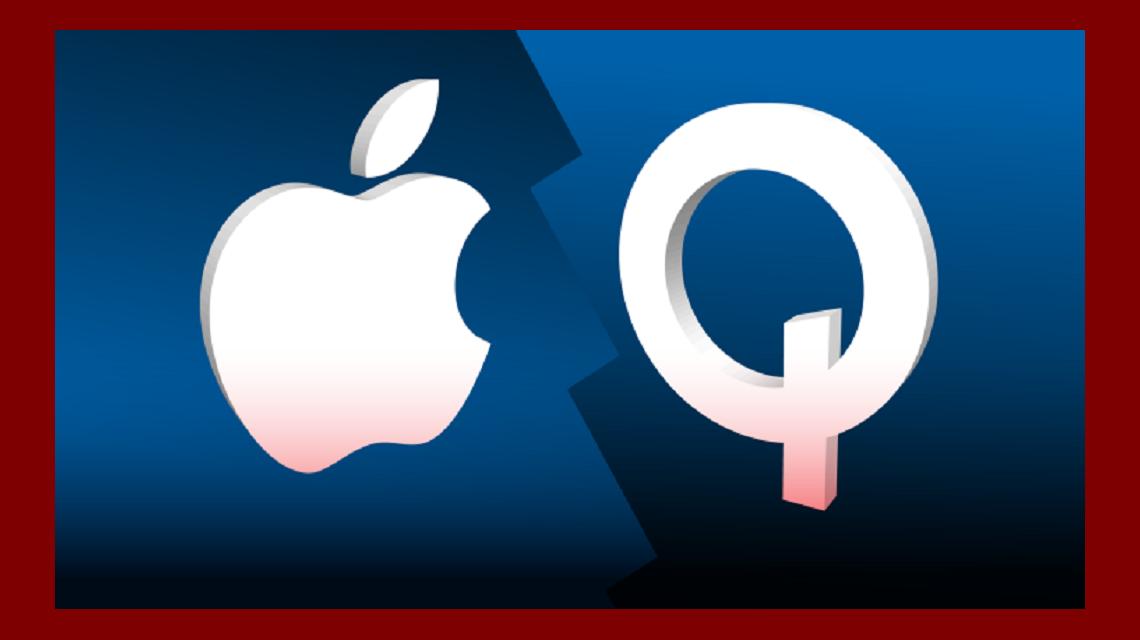 Apple denuncia a Qualcomm en China por prácticas monopolísticas