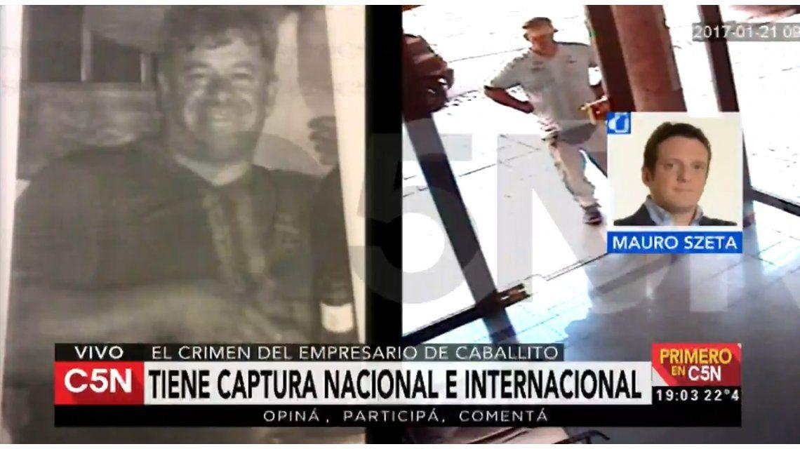 Crimen del empresario español: identifican a un tercer implicado