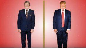 Así debería verse Trump para lucir como presidente