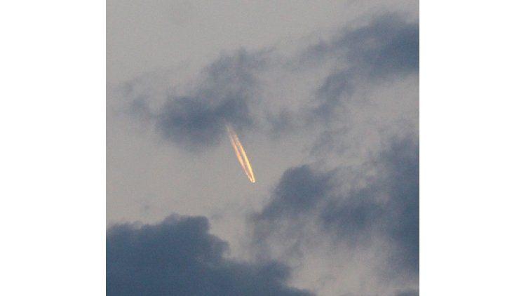 Una extraña luz en el cielo de Necochea