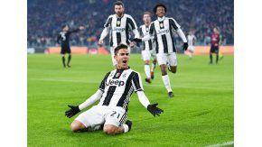 Con un gol de Dybala, Juventus ganó y pasó a semis