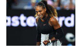 Serena Williams le ganó a su hermana Venus y se quedó con el Abierto de Australia
