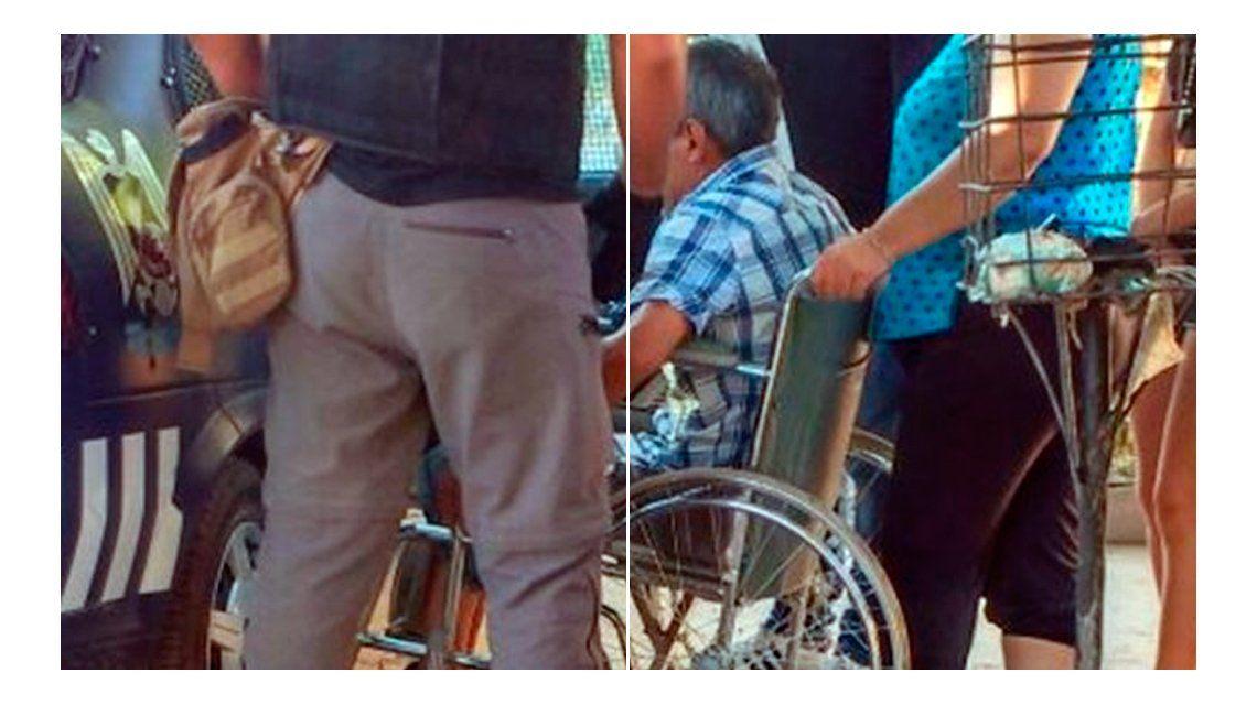 El detenido está acusado de ayudar a Meteoro