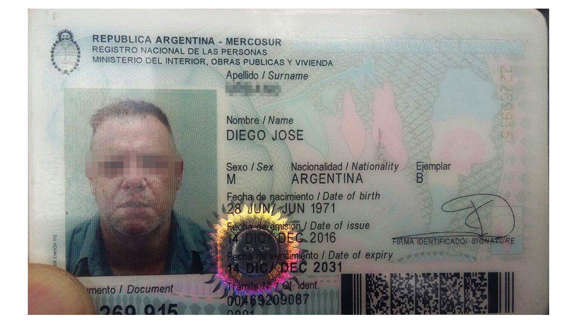 Cauta, Bullrich intentó proteger la identidad de un detenido pero le salió mal