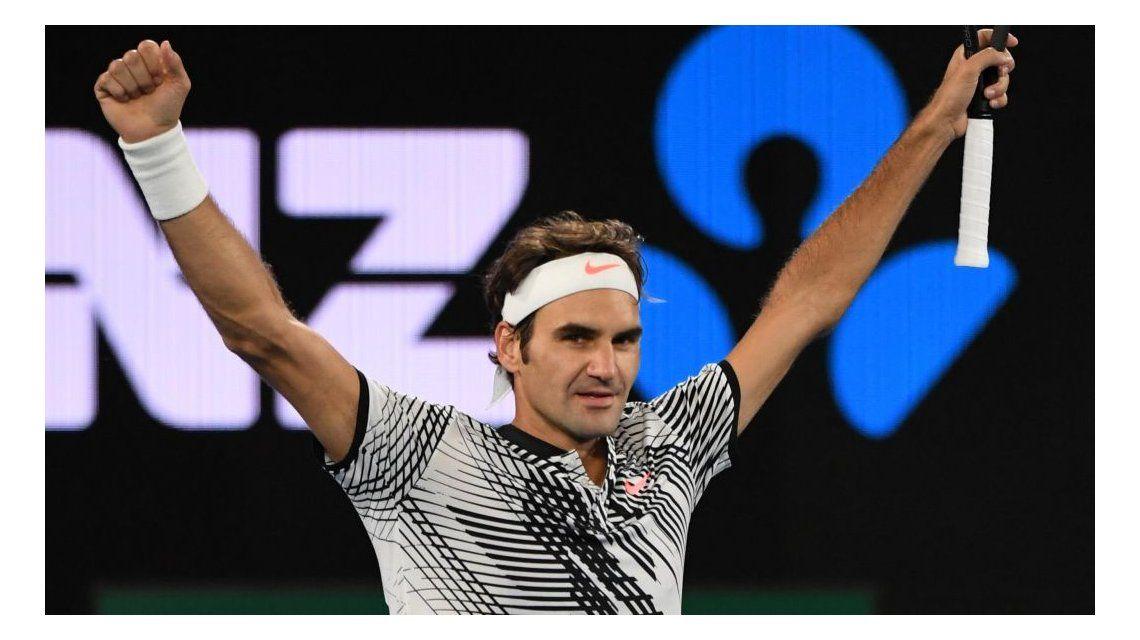 Los mejores puntos de Federer