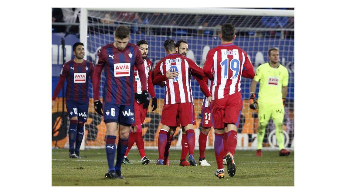 Atlético quiere defender lo hecho el año pasado