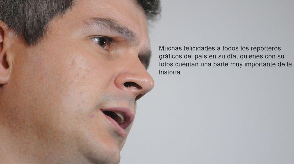 El jefe de Gabinete consideró un día festivo el aniversario por el crimen de José Luis Cabezas.
