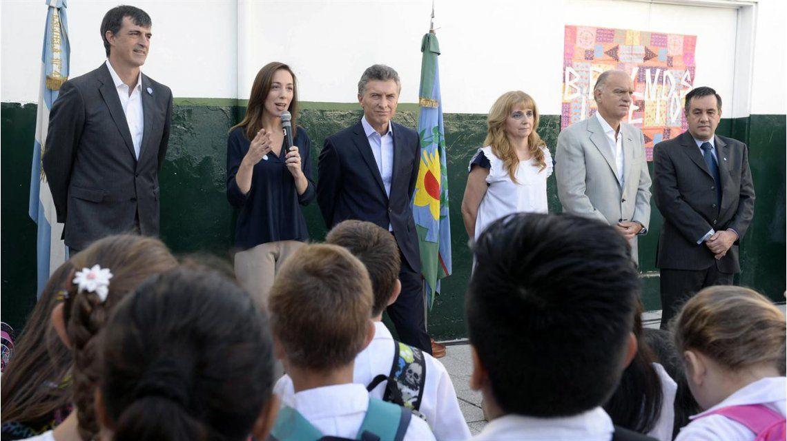 Prohiben los actos políticos partidarios en las escuelas bonaerens