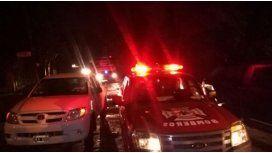 Tres personas murieron tras la caída de un árbol en Pilar