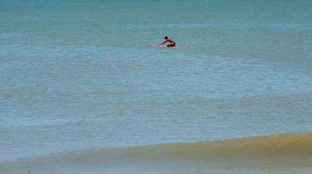 Un joven de 22 años se ahogó en Santa Teresita. Crédito: El Telégrafo