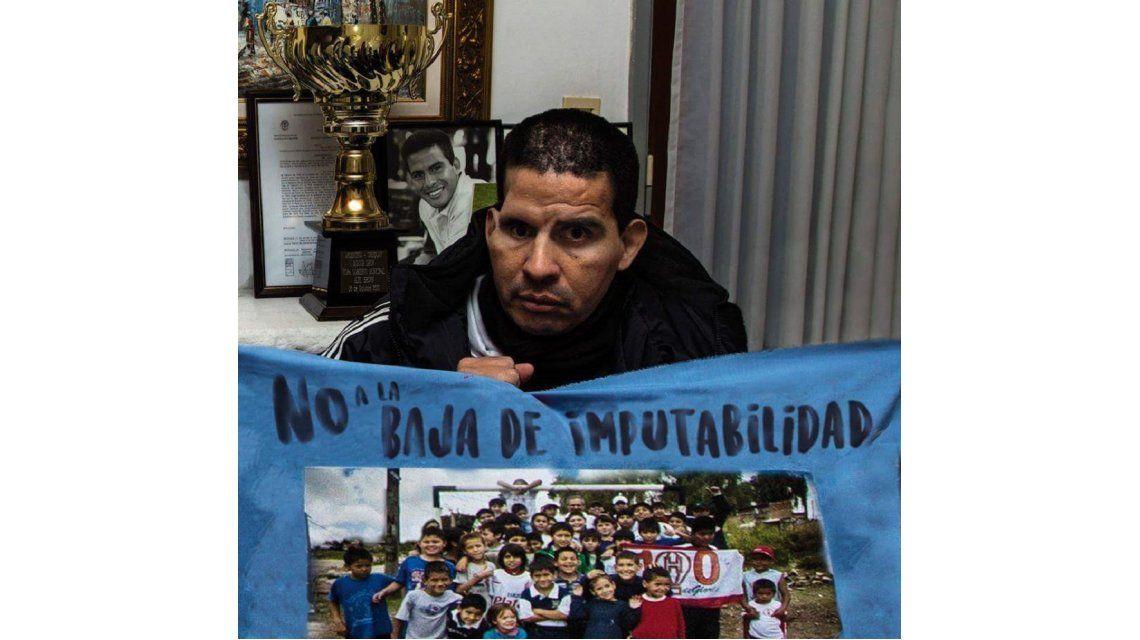 Fernando Cáceres contra la baja de la edad de imputabilidad