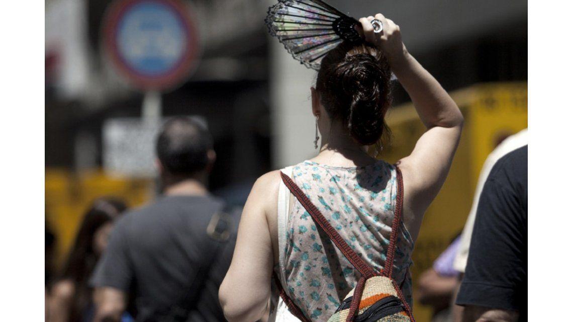 Alerta amarilla por el calor en Capital y Conurbano