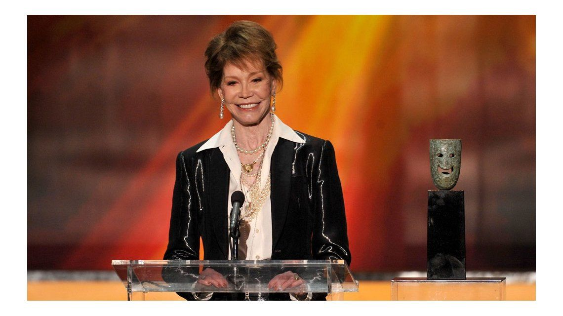 Murió Mary Tyler Moore