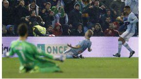 El Celta de Eduardo Berizzo eliminó al Real Madrid