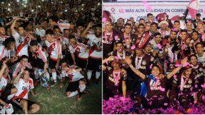 River y Lanús disputarán la Supercopa Argentina