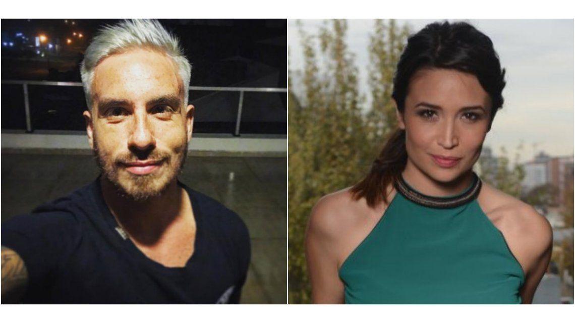 Julia Mengolini se metió en el histeriqueo entre Fede Bal y Laura Fernández