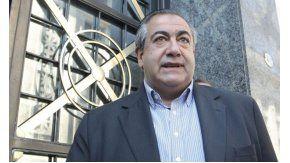 Héctor Daer, integrante del triunvirato que conduce la CGT