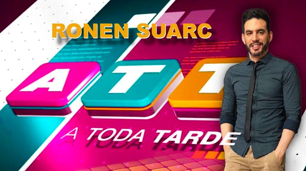 Ronen Suarc llega a CN23