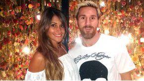 El casamiento de Lionel Messi y Antonella Roccuzzo