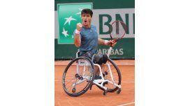 Fernández jugará la final del Abierto de Australia versión ampliada - Crédito:@gustifernandez4