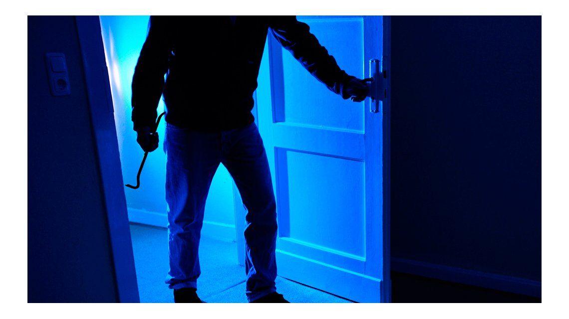 Los ladrones aprovechas las casas vacías