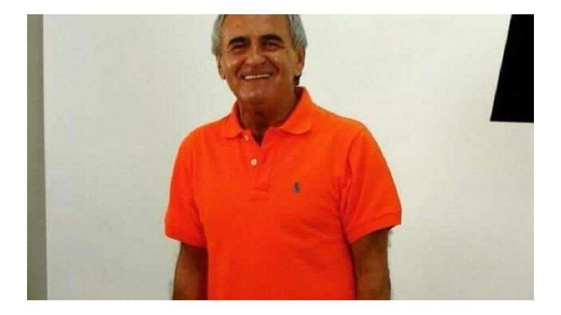 Roberto Fernández Monte.