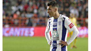 Rubén Botta no está pasando su mejor momento en el Pachuca