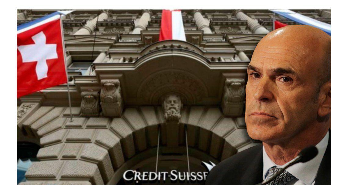 El fiscal pidió información a un banco de Suiza