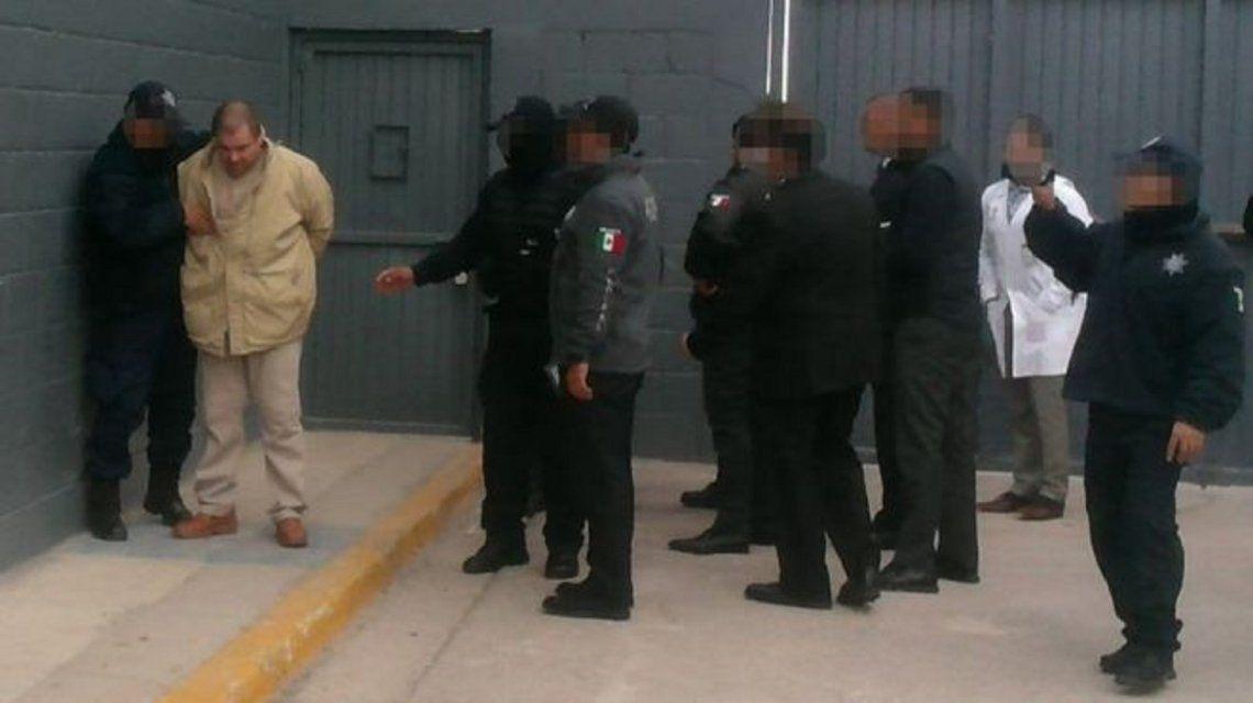 El Chapo Guzmán se declaró inicente