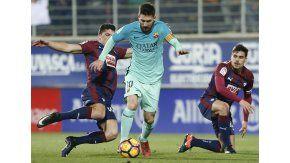 El Barcelona busca un nuevo triunfo en la liga