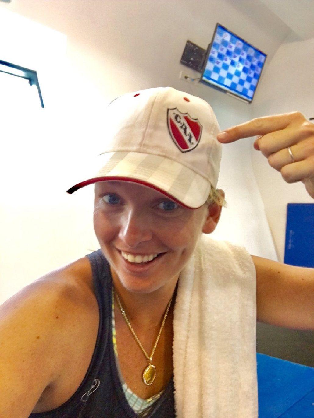 Coco Vandeweghe venció Kerber y ya está en cuartos