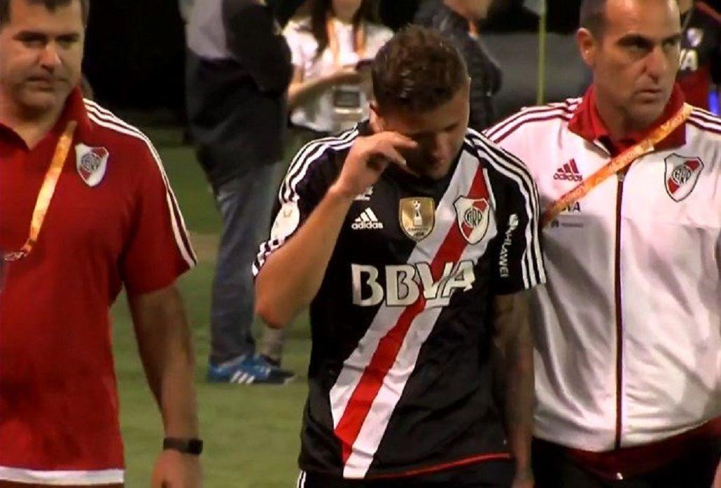 Denis Rodríguez se lesionó en la Florida Cup