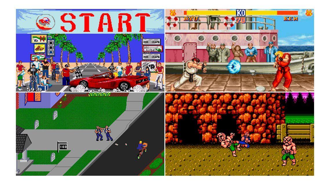 Los 10 Mejores Videojuegos Retro Y Donde Podes Jugarlos Online