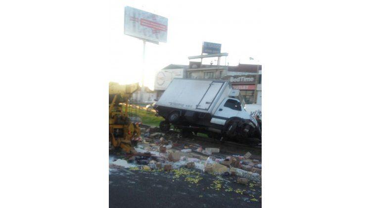 Choque fatal en Panamericana: un muerto y dos heridos