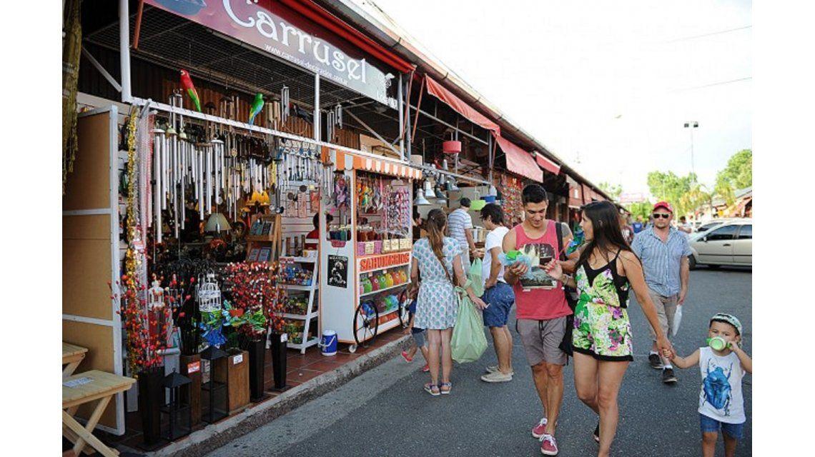Mercado de frutos Tigre