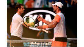 Andy Murray cayó ante Mischa Zverev
