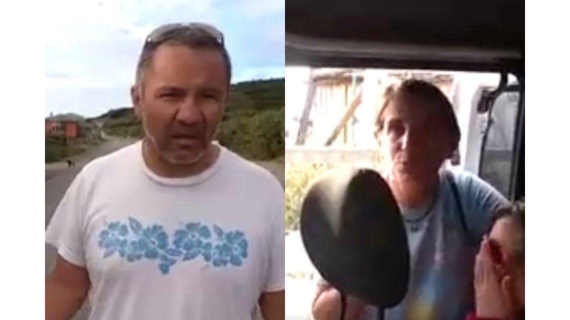 Desesperado pedido de una familia argentina en Chile