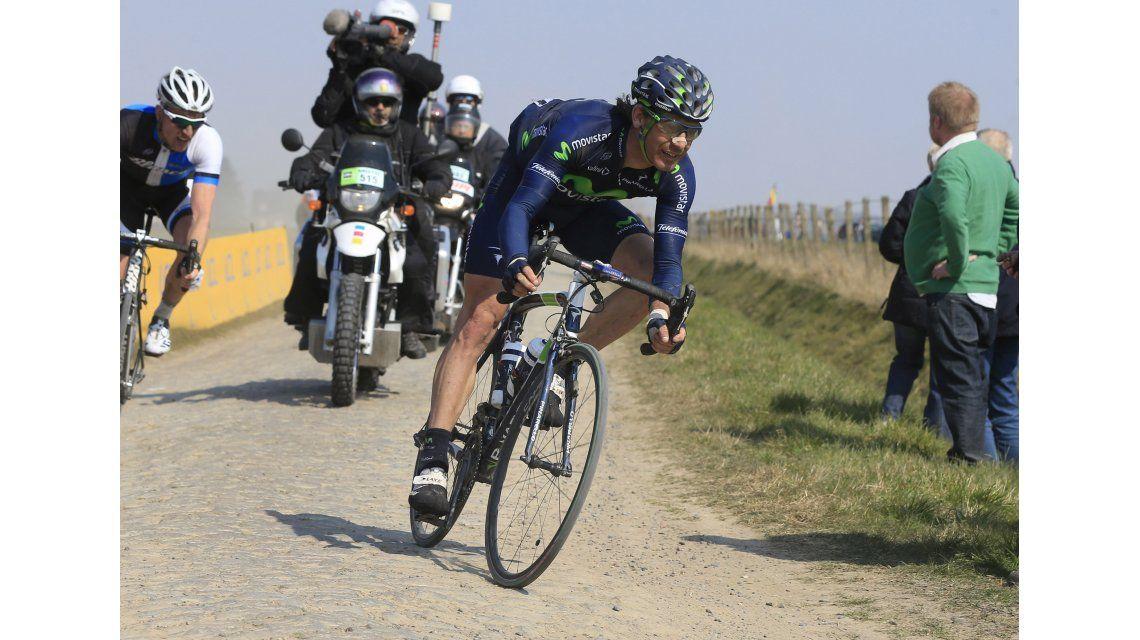 El ex ciclista español