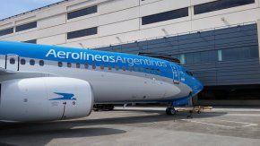 Relanzan plan de ajuste en Aerolíneas Argentinas