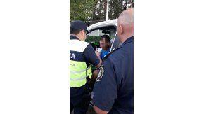 Interceptaron a un conductor con 2,15 g/l de alcohol en sangre en Pinamar