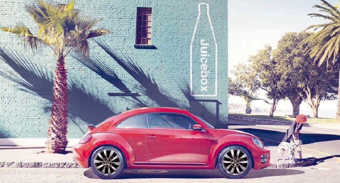 Volkswagen lanzó en Argentina una nueva edición de The Beetle