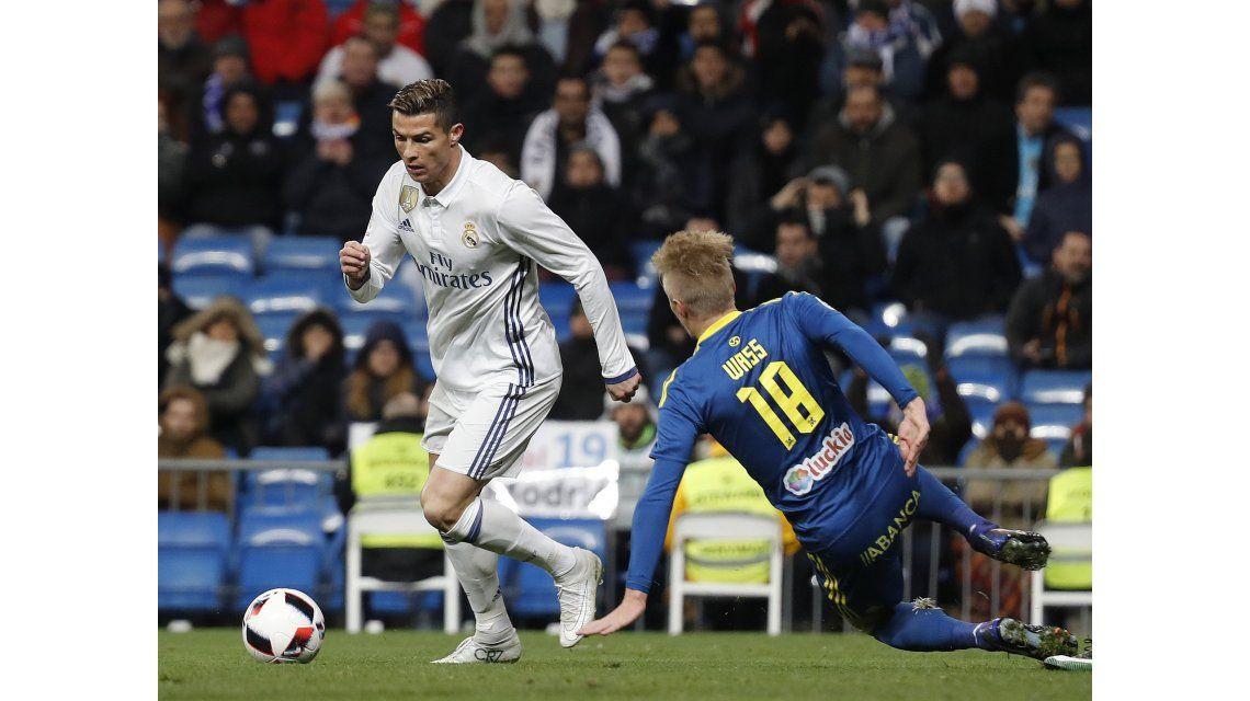 Sorpresa en el Bernabéu: el Celta de Berizzo le ganó al Real Madrid