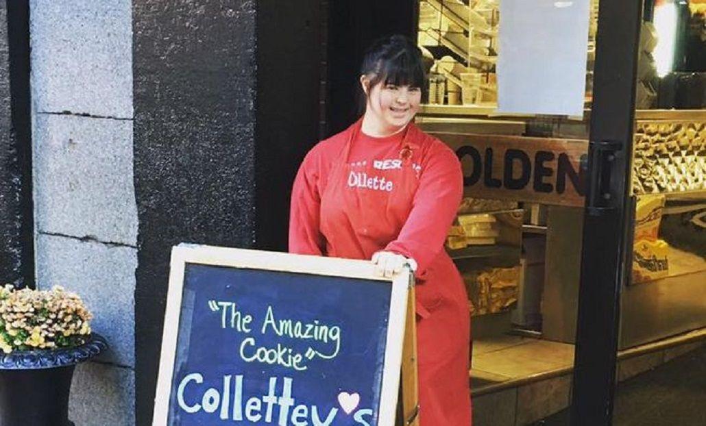 Collette Divitto abrió su propia panadería