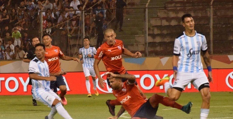 Independiente y Atlético Tucumán