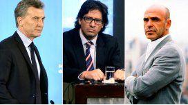 Parrilli dijo que Macri, Garavano y Arribas son los responsables del audio